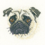 Pug-Little Friends Collection by Valerie PFeiffer and Susan Ryde